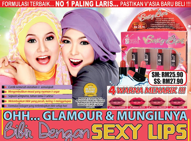 Sexy Lips V'asia