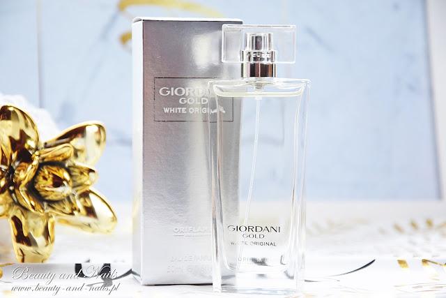 GIORDANI GOLD White Original, Oriflame.