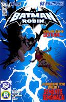 Os Novos 52! Batman e Robin #6