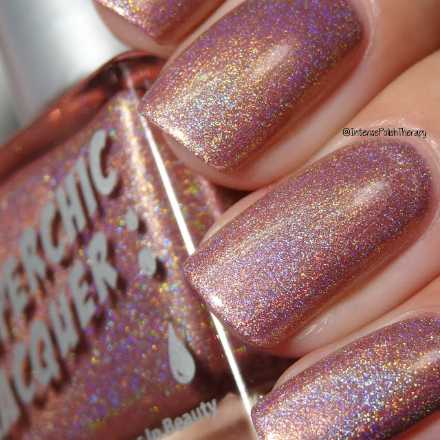 Superchic Lacquer - Rosebuddy