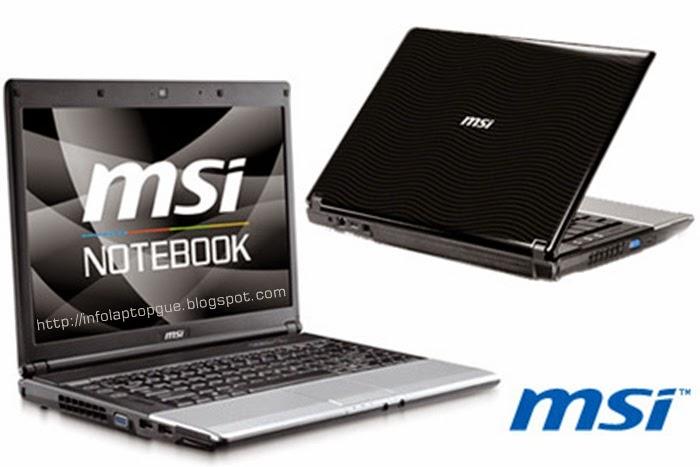 Daftar Harga Laptop MSI Terbaru