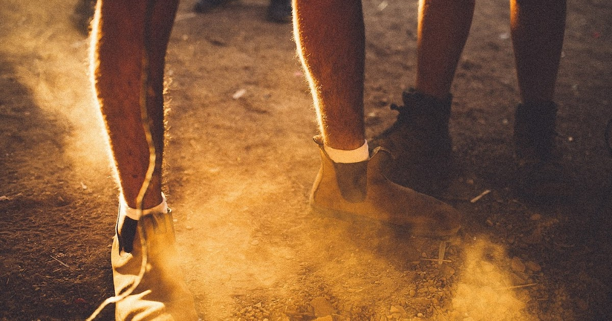 The Dust You Inhale When Running on Dirt Roads