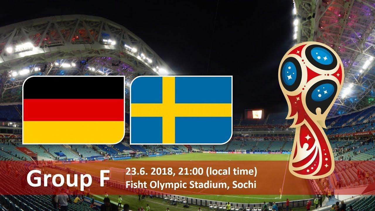 Svetsko Prvenstvo Nemačka Njemačka švedska Livestream