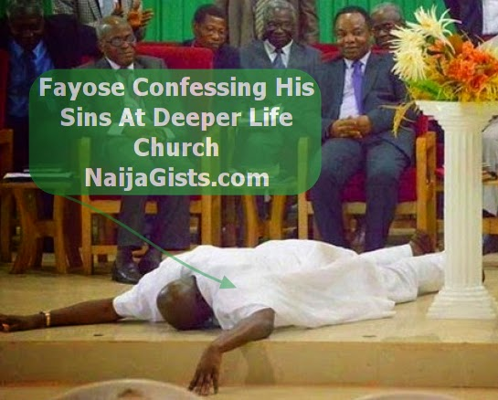 fayose born again