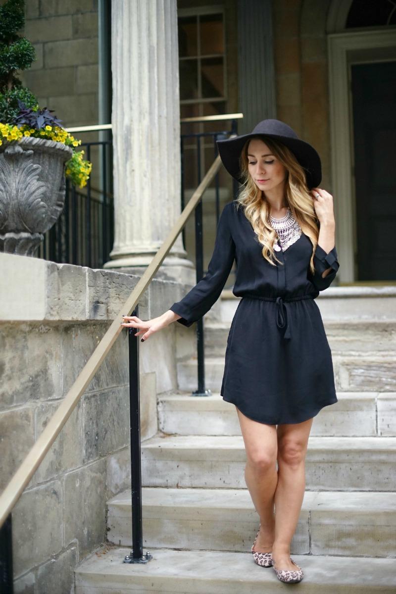 a0dd65e51743 OOTD - Little Black Dress for Summer