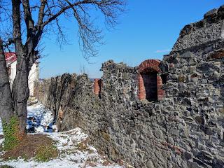 Ужгород. Замок
