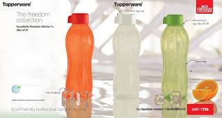 Aqusafe freedom Bottle 1L