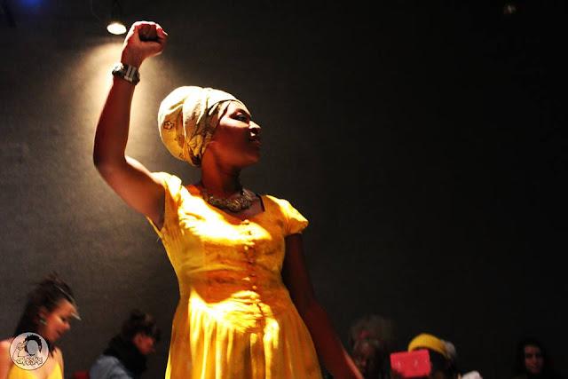 Sarau das Pretas leva ancestralidade, música e poesia às periferias de SP