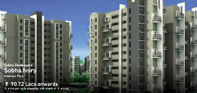Sobha Ivory Pune, Real State, Buildings, Buildings in Pune, Flats in Pune, Premium Real  Estate in Pune