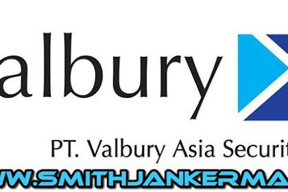 Lowongan PT. Valbury Sekuritas Indonesia Pekanbaru Maret 2018