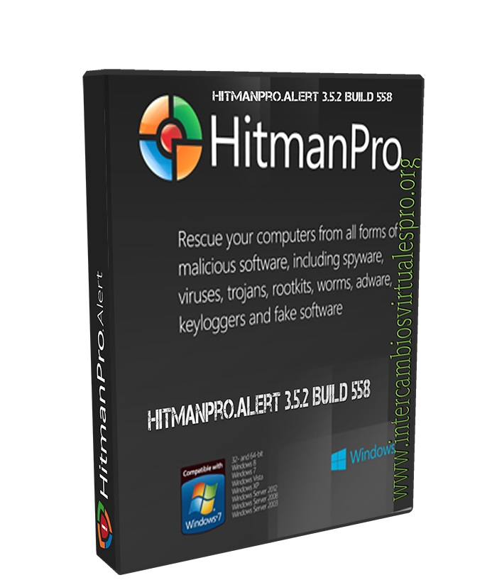 HitmanPro 3.7.20 Build 286 poster box cover