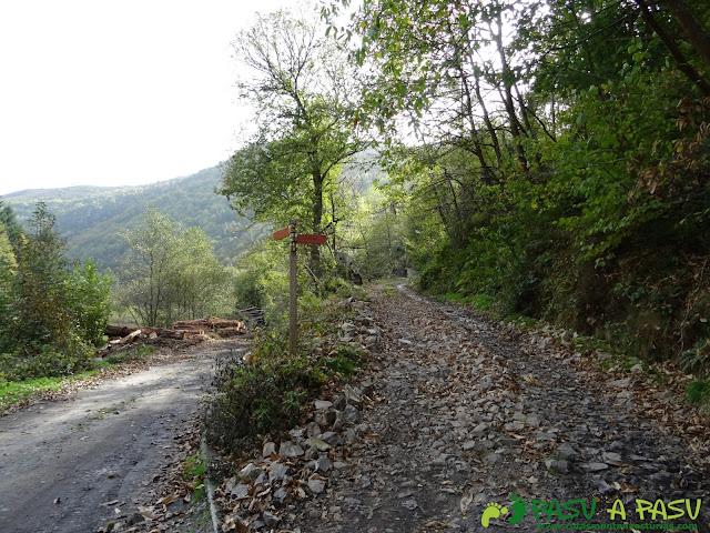 Ruta Pomar de las Montañas: Desvío al Pozo de las Montañas