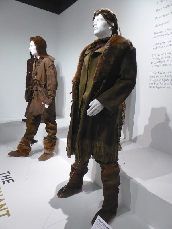 Revenant John Fitzgerald film costume