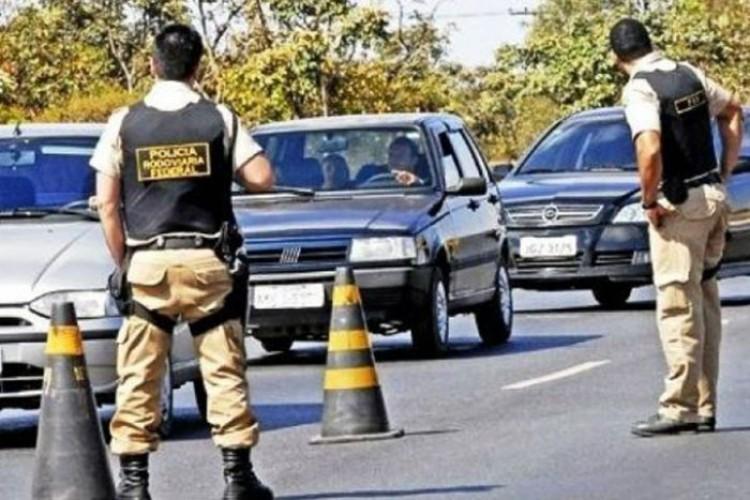 PRF registra 15 acidentes com 19 feridos em dois dias