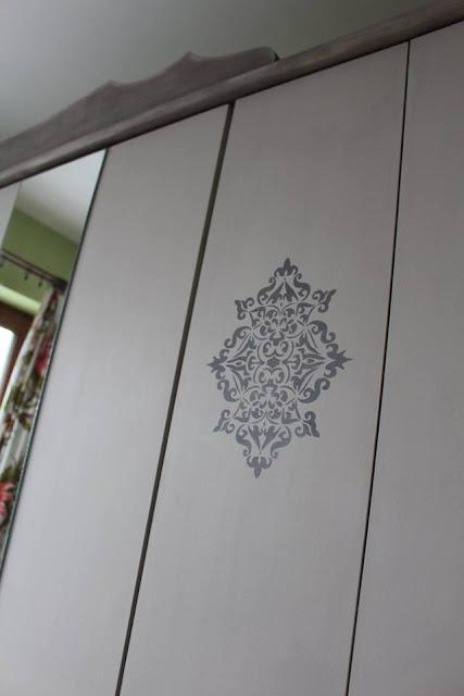 Przytulny Dom Malowanie Szafy Z Płyty Meblowej Damy Radę