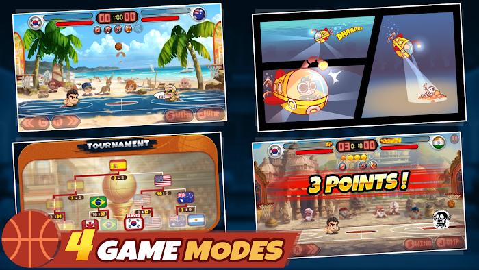 Download Head Basketball MOD APK Terbaru