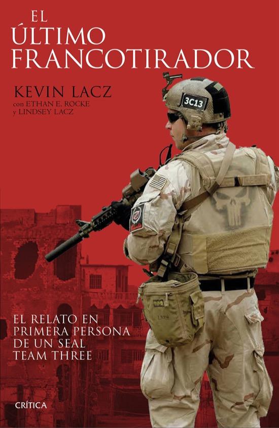 El último francotirador, de Kevin Lacz