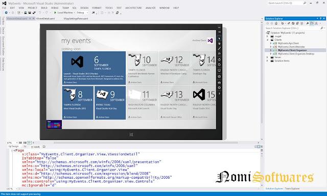 Visual Studio 2012 Free Download