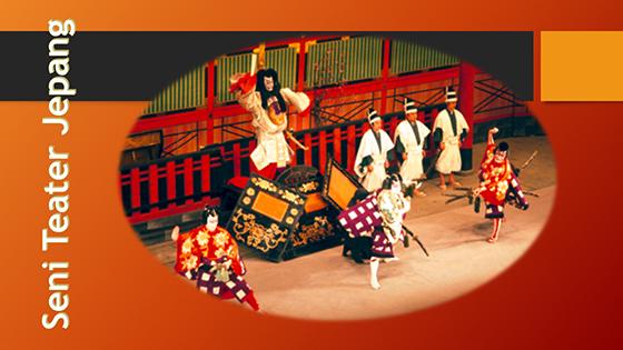 Pertunjukan Seni Teater Jepang (Mancanegara)