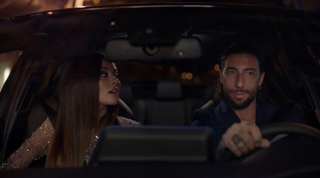 Pubblicità Toyota C-HR con Giorgia Palmas e Vittorio Brumotti e King of The Flow - 2016