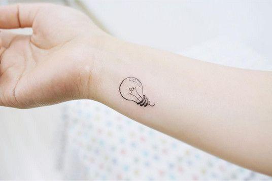 small tattoo gun