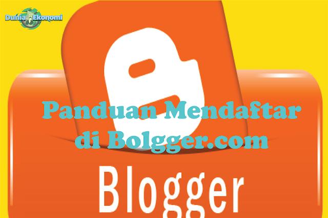 Tutorial Mendaftar Blog dengan Cepat dan Mudah untuk Pemula