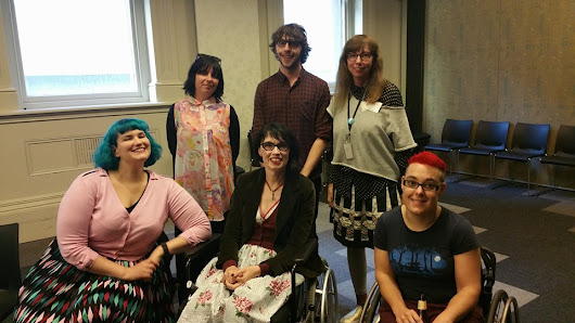International Day of People with Disability 2015: Write-ability Salon, Writers Victoria.