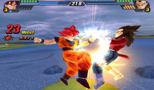 game Baixar Dragon Ball Z Budokai Tenkaichi 3 (PC)