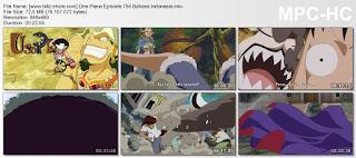 One Piece Episode 758 (Raja Siang Hari! Kemunculan Pangeran Inuarashi!) Bahasa Indonesia