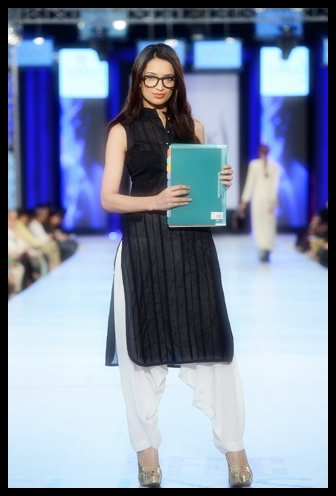 264f8c71550 Adnan Pardesy for The Working Woman Collection at PFDC Sunsilk ...