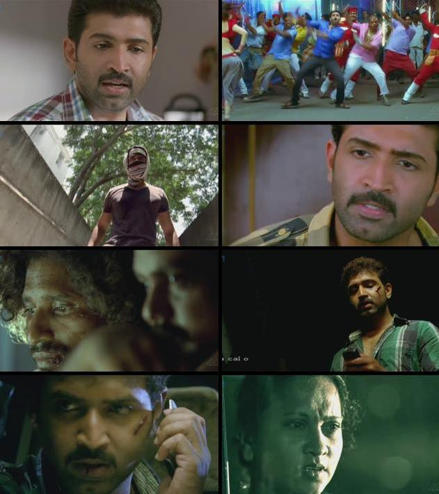 Thadaiyara Thaakka 2012 Hindi Dubbed 720p HDRip 800mb