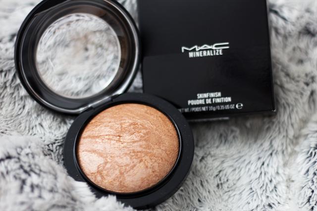 mac highlighter review beauty blog