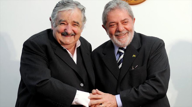 Lula de Silva y Mujica encabezarán marcha contra Temer en Brasil