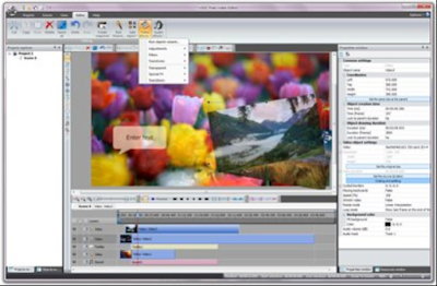 Software Video Maker VSDC