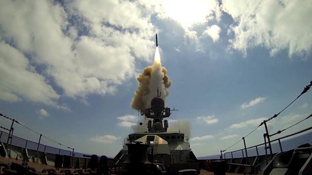 EE.UU. muestra su preocupación por los misiles Kalibr de Rusia
