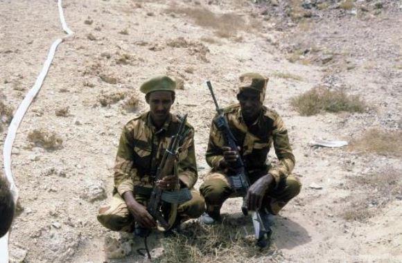 Tentara Somalia