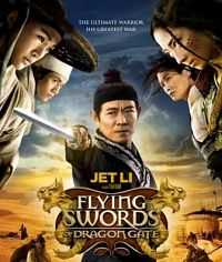 Flying Swords of Dragon Gate (2011) Hindi Dual Audio 300MB Download