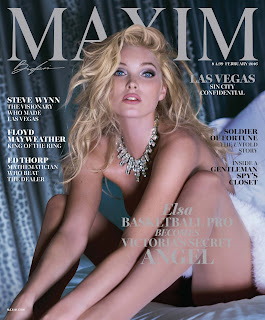 Elsa Hosk for Maxim