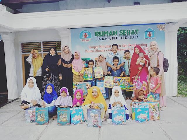 Rumah Sehat LPD Menerima Kunjungan dari SD IT Nurul Ishlah Banda Aceh
