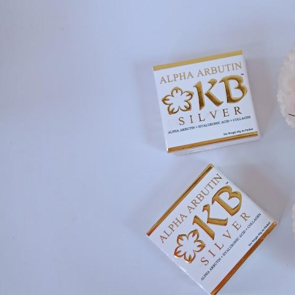 KB Alpha Arbutin Silver Soap Review