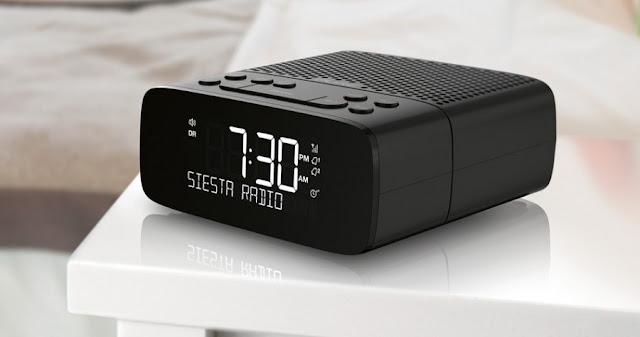 Clock radio and digital terrestrial radio, a winning duo?