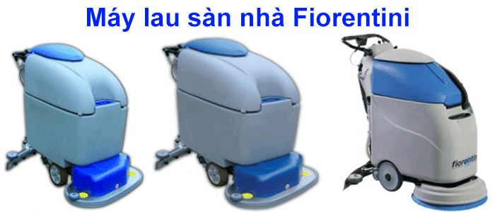 máy lau sàn nhà fiorentini
