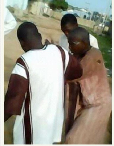 See Photos of Shameless Man Caught While Trying to R*pe 5-year-old Boy in Minna