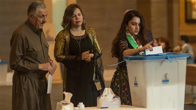 Iraq's Supreme Federal Court rules Kurdistan secession vote unconstitutional
