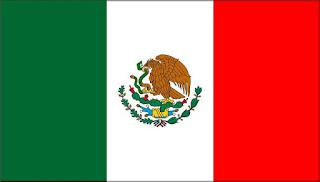 bendera meksiko - asalasah.com