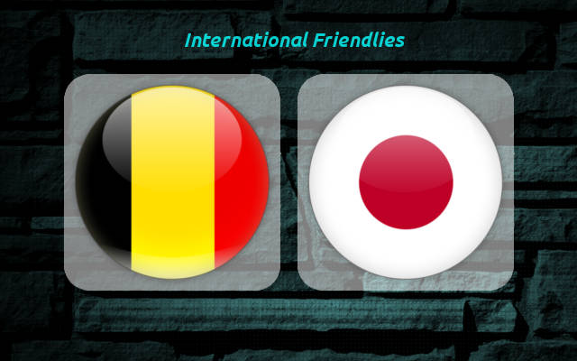 Belgium vs Japan Full Match & Highlights 14 November 2017