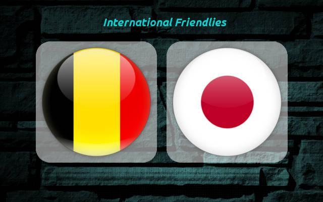 Belgium vs Japan Full Match & Highlights 14 November 2017