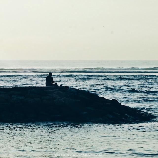 berburu sunrise di pantai sanur bali