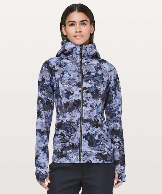 lululemon scuba screen-camo