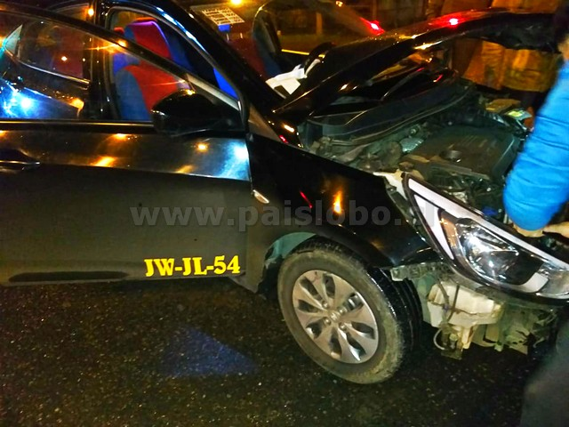 Accidente en Osorno